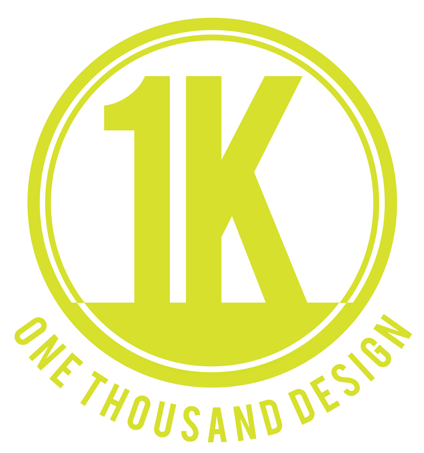 One Thousand Designs Logo