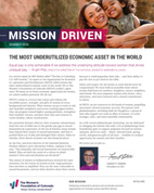Mission Driven: Summer 2018 Newsletter