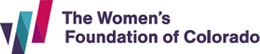 The Women's Foundation of Colorado logo