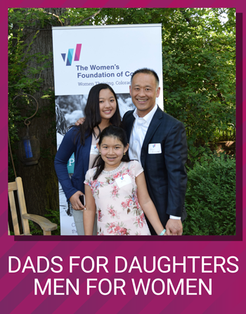 Dads for Daughters, Men for Women