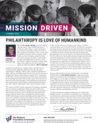 2020 Mission Driven summer newsletter thumbnail