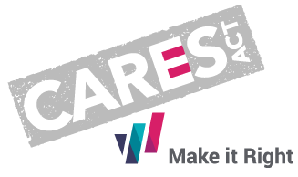 CARES Act - Make It Right Campaign logo