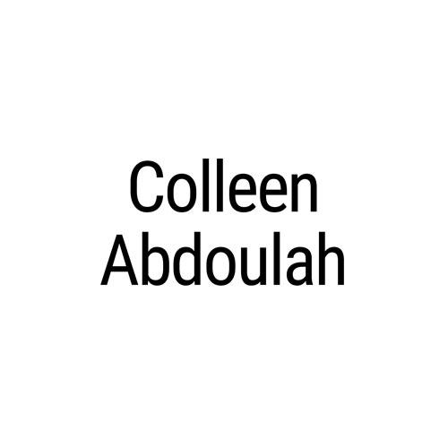 Colleen Abdoulah