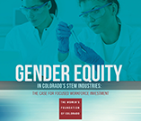 Gender Equity in Colorado's STEM Industries
