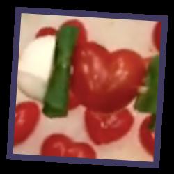 Caprese Salad Skewer