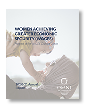 WAGES Year 3 Annual Report cover image