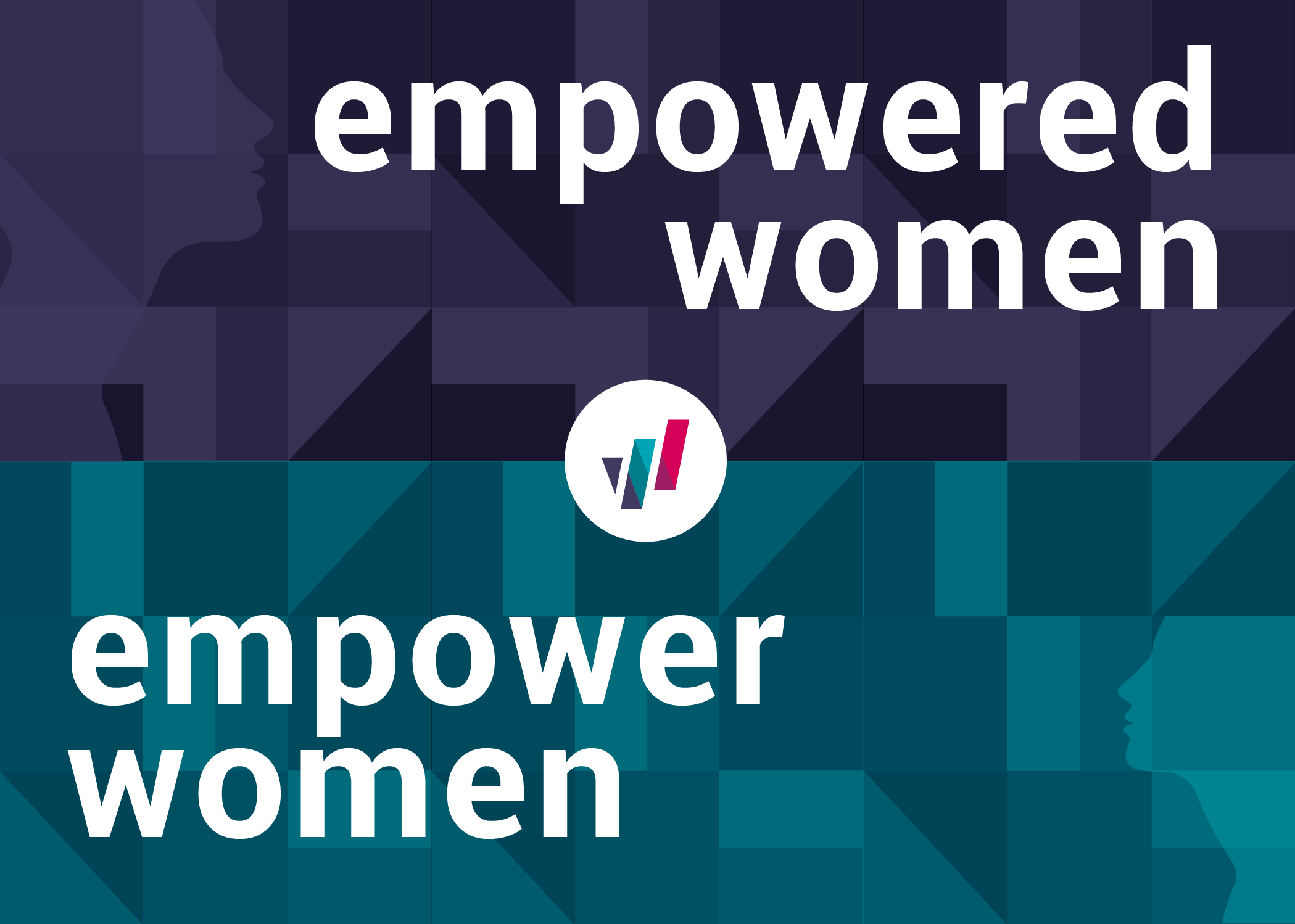 Empowered women empower women 2019 Annual Appeal graphic