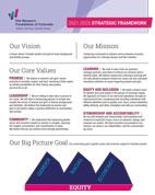 2021 - 2025 Strategic Framework thumbnail