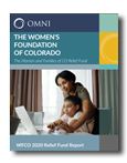 The Women and Families of CO Relief Fund Report thumbnail
