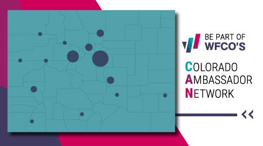 Be Part of WFCO's Colorado Ambassador Network