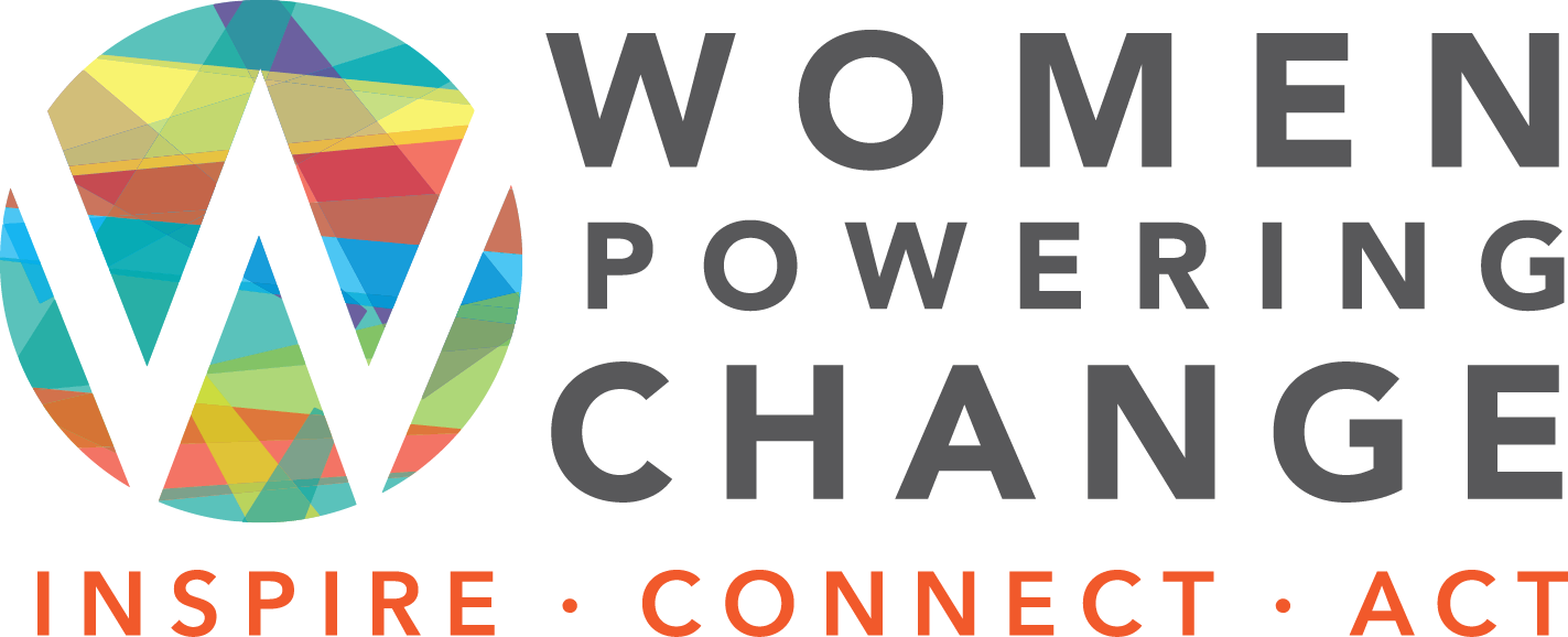 Women Powering Change Logo