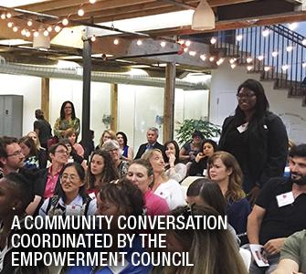 Empowerment Council Event
