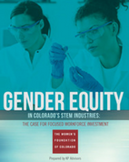 Gender Equity in Colorado's STEM Industries Cover