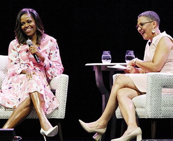 TOGETHER: A Celebration with former First Lady Michelle Obama