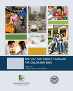 The Self-Sufficiency Standard 2015