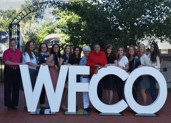 WFCO staff group photo