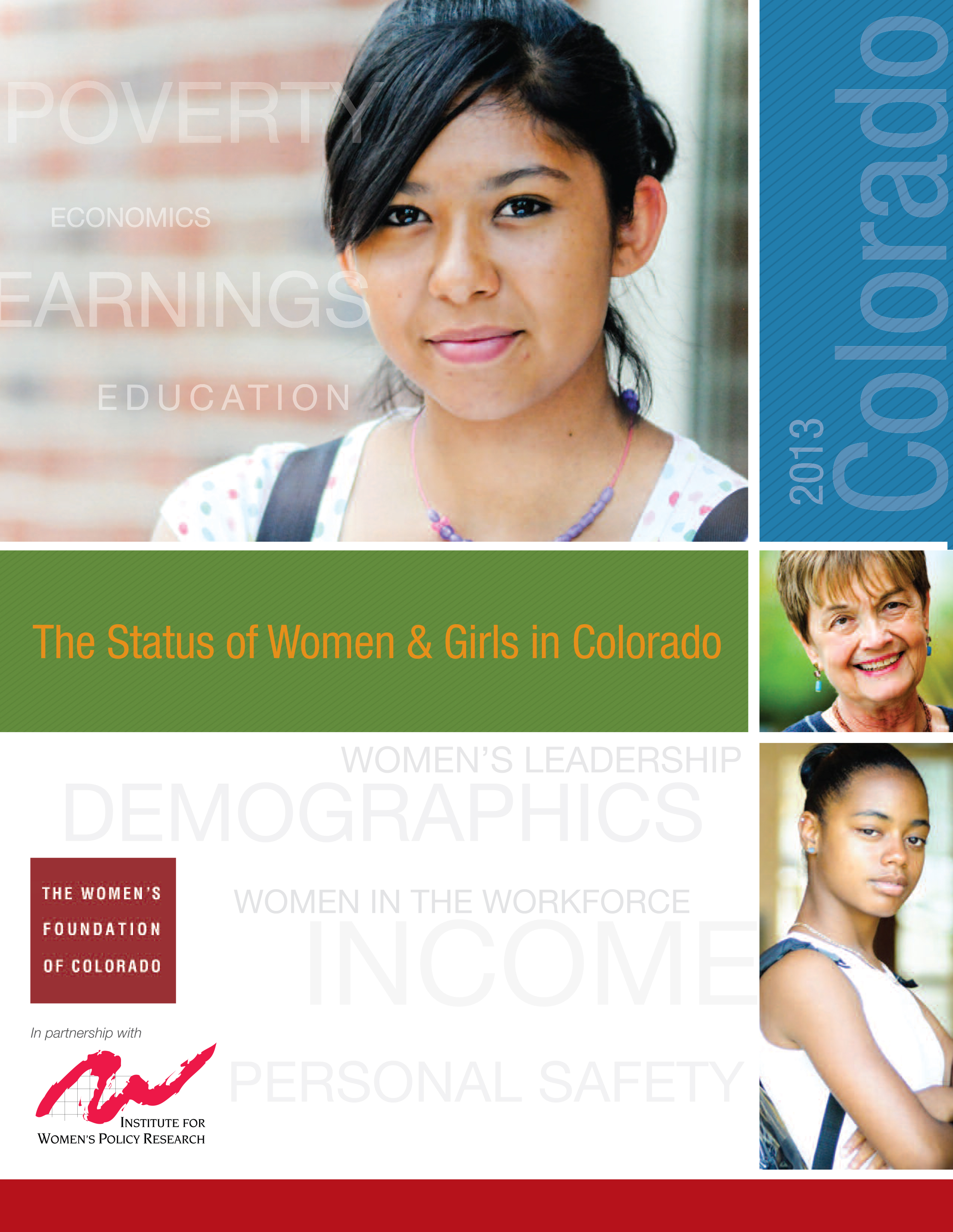 WFCO Status of Women and Girls in Colorado Research Report 2013