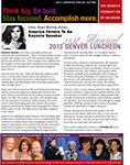 WFCO Luncheon Newsletter 2013