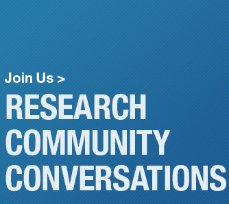 Research Community Conversations