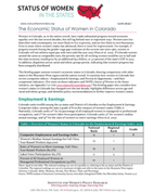 Status of Women in Colorado 2015 Report