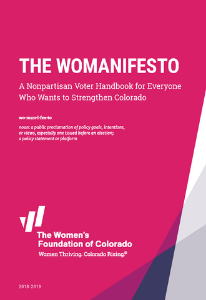 The Womanifesto Cover