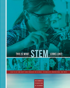 This Is What STEM Looks Like! Cover