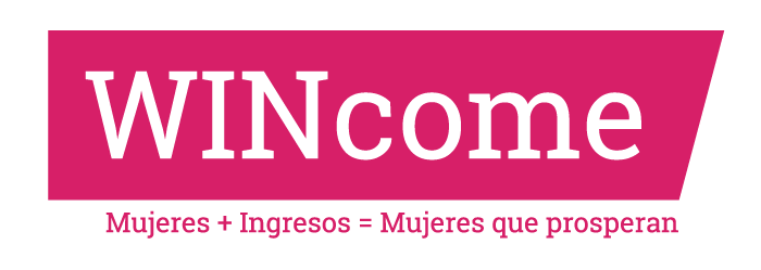 WINcome logo Espanol