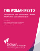The Womanifesto 2018 cover thumbnail