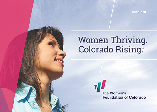 Women Thriving. Colorado Rising.